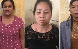 Tạm giam các đối tượng lừa bán phụ nữ sang Trung Quốc