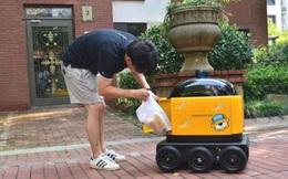 Robot chuyên phân phát rau, củ, quả và tuần tra cho thấy mức độ tự động hóa ngày càng cao của Trung Quốc