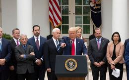 Tổng thống Trump và các nhà lãnh đạo thế giới: Ai là người tuân thủ quy định giữ khoảng cách giao tiếp nhất?