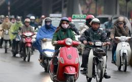 Miền Bắc đón gió mùa đông bắc, Hà Nội có mưa rào