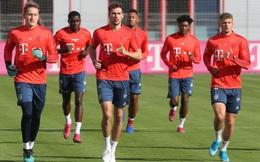 Đội bóng vô địch Đức tập luyện online cực lạ trong mùa dịch Covid-19, các CLB khác nên học hỏi ngay!