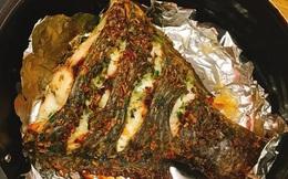 Món cá vàng giòn, thơm ngon, không sợ bắn mỡ với nồi chiên không dầu