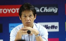 Vì Covid-19, HLV Nishino không được tiếp xúc gần tuyển thủ Thái Lan