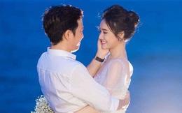 Sau 1 năm, Trường Giang - Nhã Phương cuối cùng đã tung trọn bộ ảnh đẹp trong lễ đính hôn bí mật tại bãi biển