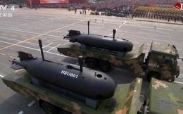 Tàu ngầm không người lái bí ẩn của hải quân Trung Quốc