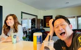 Vợ cũ và các con quây quần tại nhà Bằng Kiều, hình ảnh hạnh phúc đến nỗi ai cũng chỉ mong 1 điều