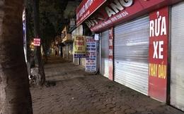 Phố phường sau lệnh cấm tụ tập đông người: Người dân đồng lòng dập dịch