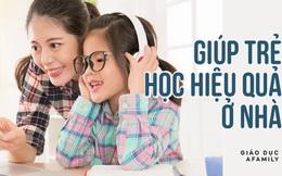 """Tác giả cuốn """"Làm mẹ không áp lực"""" chỉ ra những lưu ý quan trọng để giúp trẻ học ở nhà hiệu quả"""