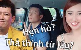 Trương Thế Vinh - Thuý Ngân lên tiếng về tin đồn hẹn hò trên sóng truyền hình, tiết lộ của Trường Giang còn bất ngờ hơn?