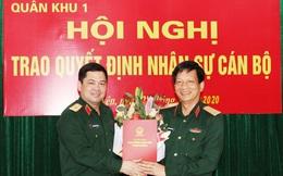 Bộ Quốc phòng, Bộ Công an điều động, bổ nhiệm cán bộ