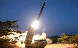 Máy bay Mỹ do thám Triều Tiên sau khi Bình Nhưỡng thử pháo phản lực đa nòng siêu lớn