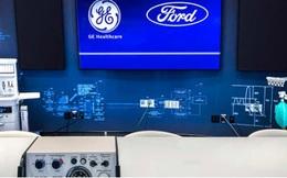 Ford và GE lên kế hoạch sản xuất 50.000 máy thở trong 100 ngày tới