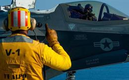 Chuyện chưa từng có: Thủy quân lục chiến Mỹ thiếu phi công lái F-35