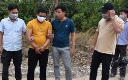 Kẻ giết người, cướp của tại chùa Quảng Ân