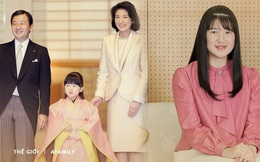 Nàng công chúa Nhật Bản cô đơn nhất thế giới với những quy tắc bất di bất dịch