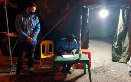 Màu áo xanh tuổi trẻ Thủ đô trực xuyên đêm nơi cửa ngõ Hà Nội