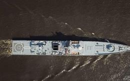"""""""Siêu tàu"""" Đô đốc Gorshkov sắp phóng thử tên lửa """"không thể ngăn chặn"""""""
