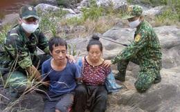 Hai vợ chồng sa lưới khi đang vận chuyển ma túy