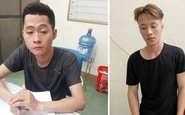 Bắt tạm giam 4 tháng 2 đối tượng cướp ngân hàng ở Quảng Nam