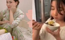 Hoa hậu Nguyễn Thị Huyền để lộ ảnh con gái xinh xắn cùng cuộc sống rất nhiều niềm vui