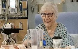 """Cụ bà 90 tuổi kể lại khoảnh khắc """"sắp lìa đời"""" vì Covid-19 nhưng sau đó bỗng hồi phục kỳ diệu vì một lý do đơn giản"""