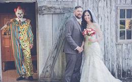 """Một năm trời sau khi kết hôn, cô dâu mới xem kỹ lại bộ ảnh cưới và ngỡ ngàng phát hiện ra """"vị khách không mời mà tới"""""""
