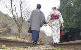 Sự thật buồn về đường ray tình yêu nổi tiếng Nhật Bản: Tưởng chung đường nhưng lại chia đôi ngả