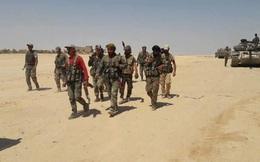 Chiến sự Syria: Ngoan cố tấn công quân đội Syria, IS chuốc thất bại thảm hại
