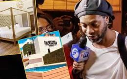 Cận cảnh khách sạn cực sang trọng tại Paraguay, nơi anh em Ronaldinho là những vị khách duy nhất, được ở tại phòng đắt tiền nhất