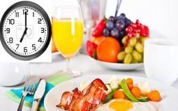 Những sai lầm khi ăn tối ảnh hưởng đến sức khỏe