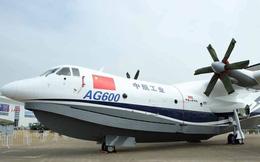 Trung Quốc sắp đưa thủy phi cơ cỡ lớn ra biển Đông