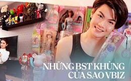 Mãn nhãn những BST tại gia cực khủng của sao Việt: Từ búp bê đáng giá trăm triệu đến nước hoa chất đầy như cửa hiệu