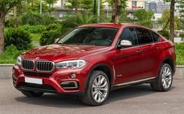 Hạ giá mùa Covid-19, BMW X6 bán lại chỉ hơn 2 tỷ đồng, rẻ ngang Mercedes-Benz GLC 200 mua mới