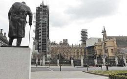 """Chùm ảnh """"thành phố sương mù"""" London vắng lặng như tờ vì Covid-19 khiến nhiếp ảnh gia phải thốt lên """"siêu thực"""""""