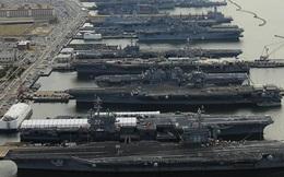 Tàu sân bay Mỹ vừa đi vào hoạt động đã có thủy thủ mắc COVID-19