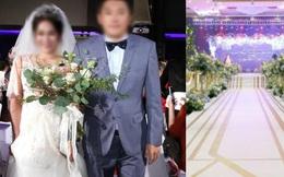 Đầu tư tiền tỷ tổ chức đám cưới ở khách sạn hạng sang, ai ngờ phút trao nhẫn cưới chú rể lại tái mặt nghe tiếng gọi phía sau