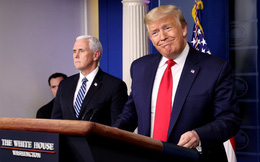 """Ông Trump minh oan, bác tin """"được cảnh báo trước khi COVID-19 bùng phát"""""""
