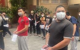 Tạm giữ 15 đối tượng, khởi tố vụ Gây rối trật tự công cộng tại hồ Hoàn Kiếm