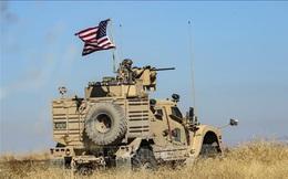 Mỹ điều động 35 xe tải chở thiết bị quân sự tới căn cứ ở Đông Bắc Syria