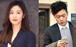 """Không chỉ xuất thân từ gia thế """"khủng"""", ông xã """"mợ chảnh"""" Jeon Ji Hyun còn xuất sắc đến mức Dispatch phải ca ngợi thế này"""