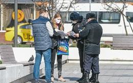 Moskva xử phạt nhiều trường hợp vi phạm chế độ tự cách ly