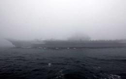 Đài Loan cảnh giác đội tàu sân bay Trung Quốc tập trận sát sườn