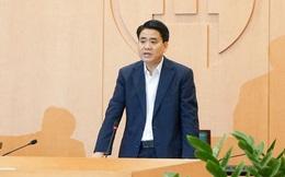 Chủ tịch UBND thành phố Nguyễn Đức Chung: Các hiệu thuốc phải yêu cầu khách hàng khai báo y tế