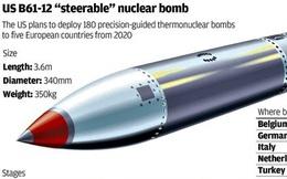 Mỹ bí mật hiện đại hóa kho vũ khí hạt nhân ở Đức