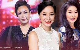 """Những nữ nghệ sĩ được mệnh danh là """"gừng càng già càng cay"""" của showbiz Việt"""