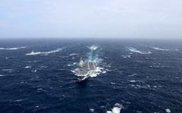 Giữa lúc đại dịch, Trung Quốc điều tàu Liêu Ninh tới Biển Đông; Mỹ, Nhật phản ứng