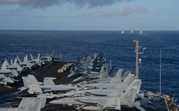 Tàu chiến Mỹ được lệnh không vào bờ, tránh lây COVID-19