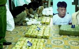Bắt 4 đối tượng cùng hơn 3 tạ ma túy đá ở Quảng Bình