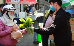 """Đắk Lắk: """"ATM gạo"""" có thêm rau, trứng và mì"""
