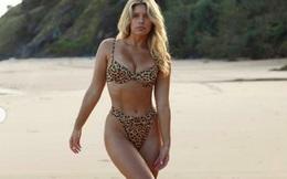 Chân dài 9x tung ảnh bikini rực lửa, khoe cơ bụng số 11 tuyệt đẹp